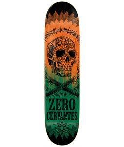 Zero Deliverance Series Cervantes Skateboard Deck