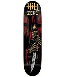 Zero Foreshadow Garrett Hill Skateboard Deck