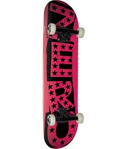 Zero Punk Stars Skateboard Complete