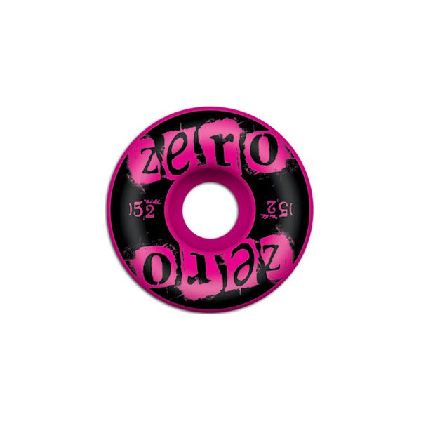 Zero Punk Pink Skateboard Wheels