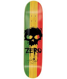 Zero Sandoval Rasta Blood Skull R7 Skateboard