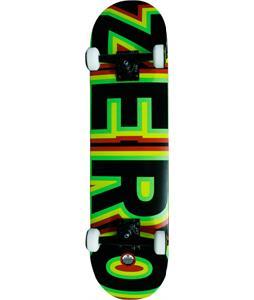 Zero Signature Bold Sandoval Skateboard Complete