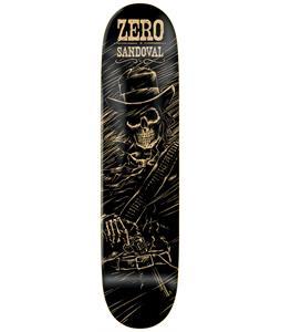 Zero Sandoval Skateboard Deck