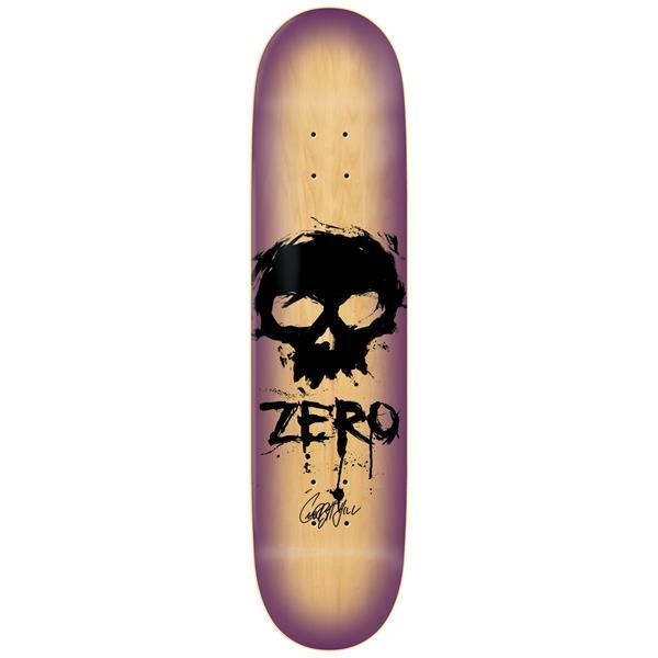 Zero Signature Blood Skull Garrett Hill Skateboard Deck