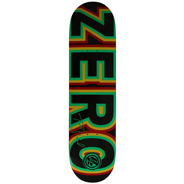 Zero Signature Bold Sandoval Skateboard Deck