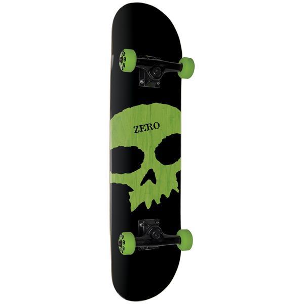 Zero Single Skull K/O Skateboard Complete