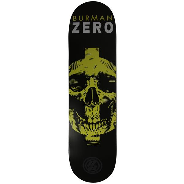 Zero Symbolism Burman Skateboard Deck