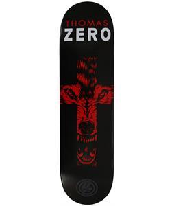 Zero Symbolism Thomas Skateboard Deck