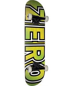 Zero Team Bold Premium Skateboard Complete