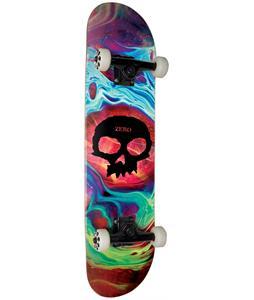 Zero Tempest Skull Brockman Skateboard Complete
