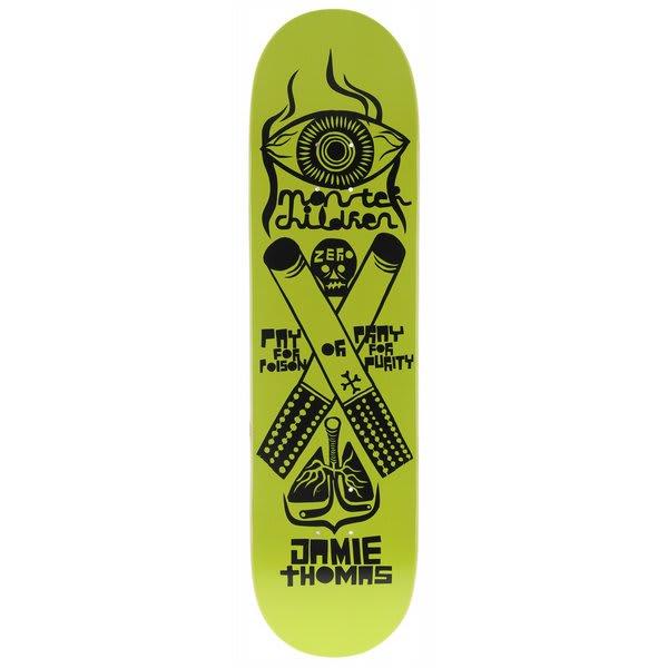 Zero Thomas Fernando Elvira Skateboard Deck
