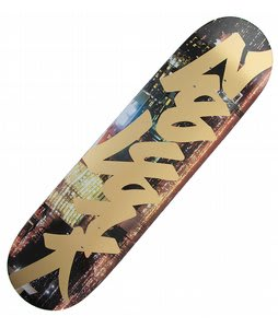 Zoo York City Lights Tag Skateboard Deck