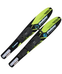 Gladiator Jr. Ultra Shaped Combo Waterskis