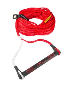 Overton's Pro Champ Handle w/ Mainline Ski Rope Combo