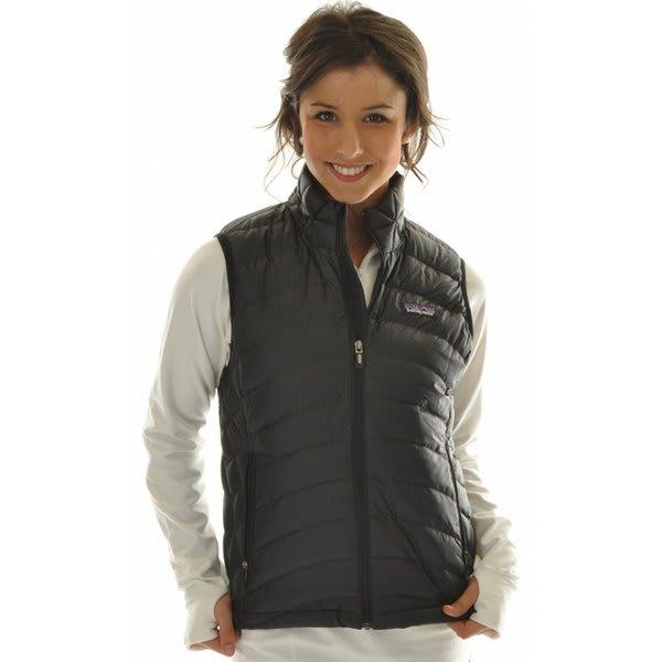 Patagonia Down Sweater Vest Black U.S.A. & Canada