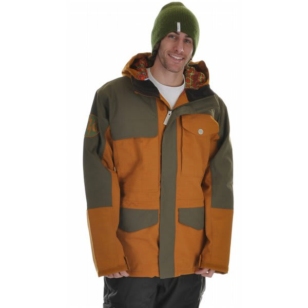 Analog Guidance Snowboard Jacket U.S.A. & Canada