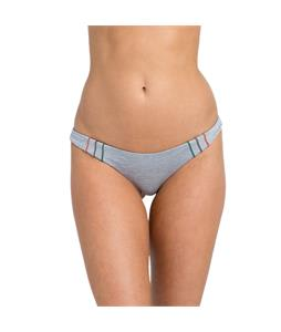 RVCA Pipeline Cheeky Bikini Bottoms