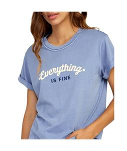 RVCA Everything Is Fine T-Shirt
