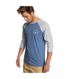 Quiksilver The Alluring Strange 3/4 Sleeve T-Shirt