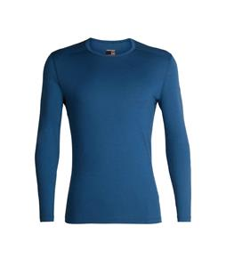 Icebreaker 200 Oasis L/S Crew Baselayer Top