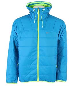 Insulated jackets for camping