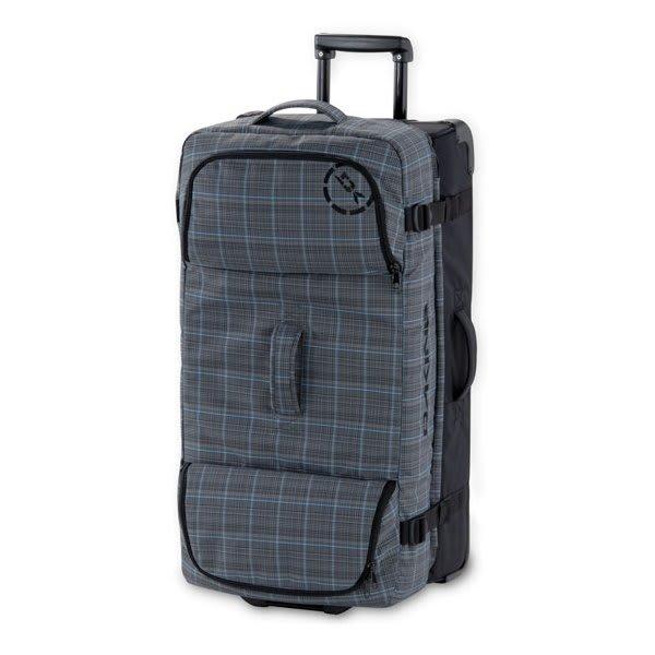 Dakine Split Roller Small Travel Bag Premier Black U.S.A. & Canada
