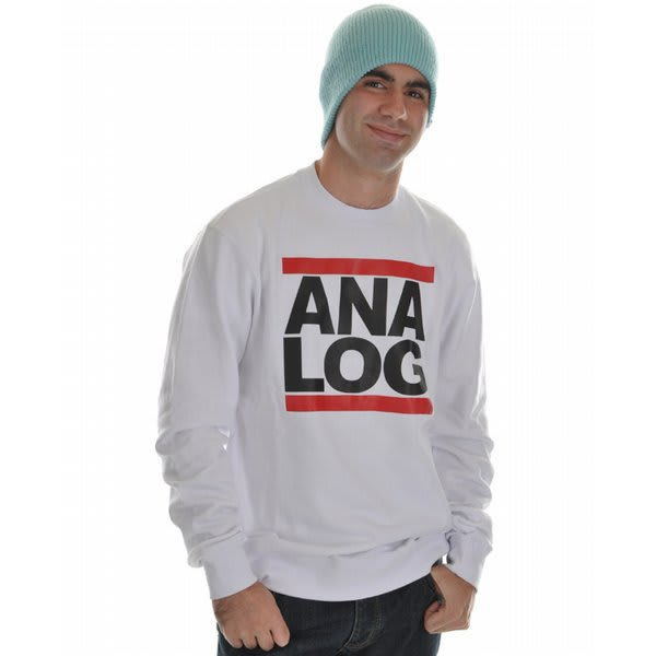 Analog Raising Hell Sweatshirt Optic U.S.A. & Canada