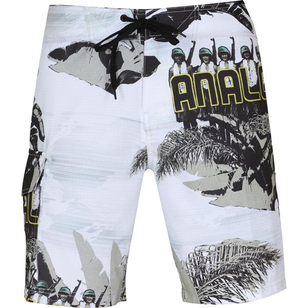 Analog Aloha Army Boardshorts U.S.A. & Canada