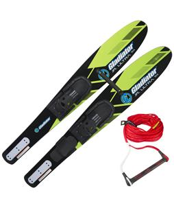 Gladiator Jr. Ultra Shaped Combo Waterski Package