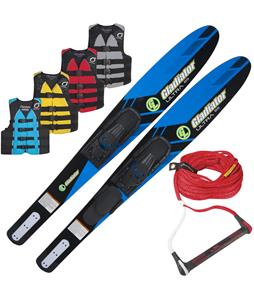 Gladiator Ultra Shaped Combo Waterski Package