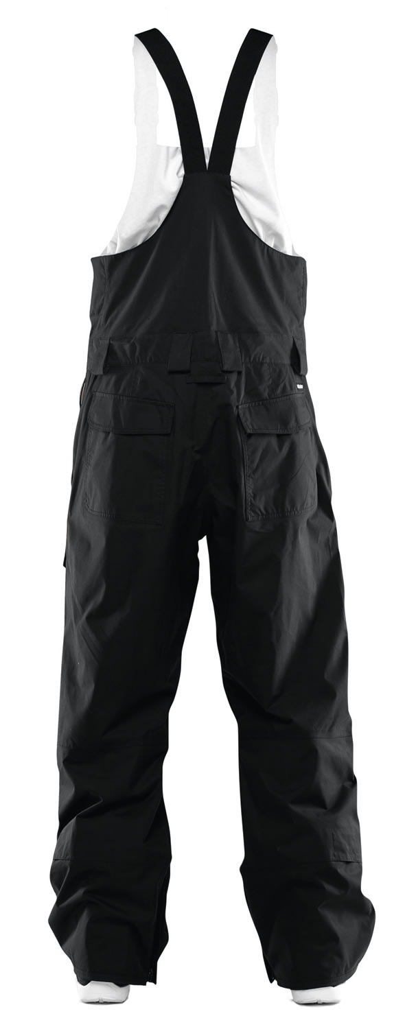 9e7b93451beb 32 - Thirty Two Basement Bib Snowboard Pants - thumbnail 2