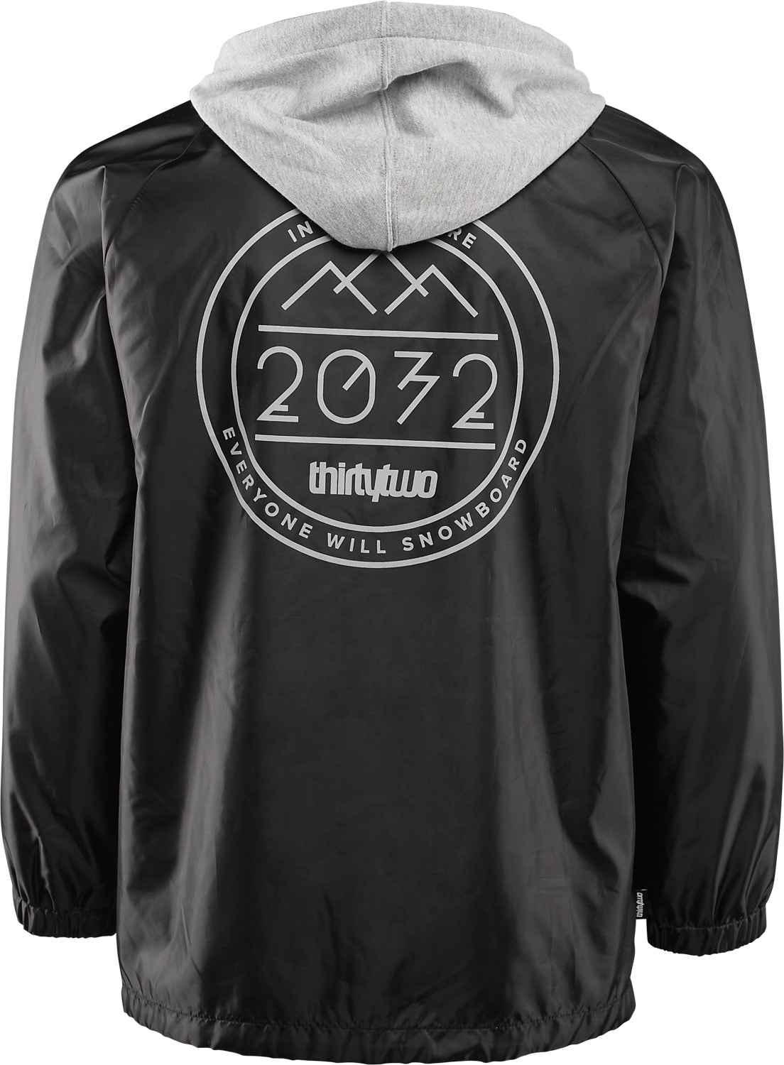 32 Thirty Two 2032 Hooded Coach Jacket