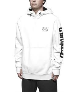 32 - Thirty Two Stamped Hooded Pullover Hoodie