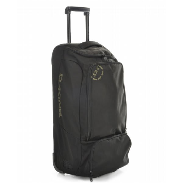 Dakine Ez Traveler 90 Travel Bag Black U.S.A. & Canada
