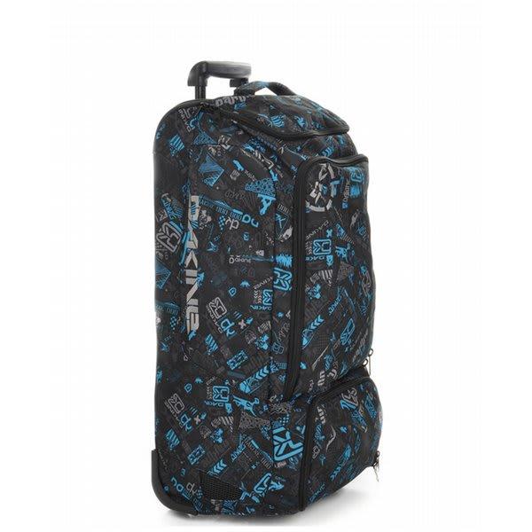 Dakine Ez Traveler 90 Travel Bag Cyan Chop Shop U.S.A. & Canada
