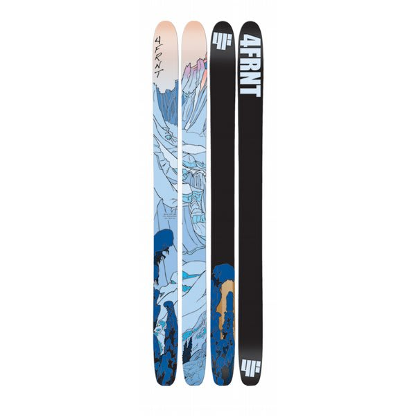 4Frnt Ehp Skis 179 U.S.A. & Canada