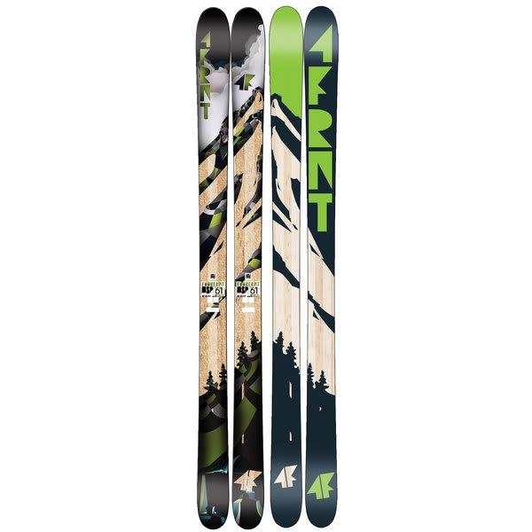 4Frnt Msp Skis 161 U.S.A. & Canada