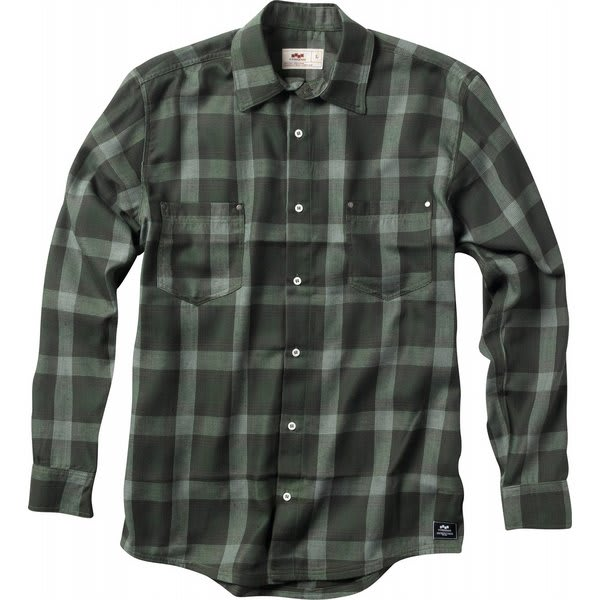 Foursquare Timber Flannel Portland Pine Spectrum Plaid U.S.A. & Canada