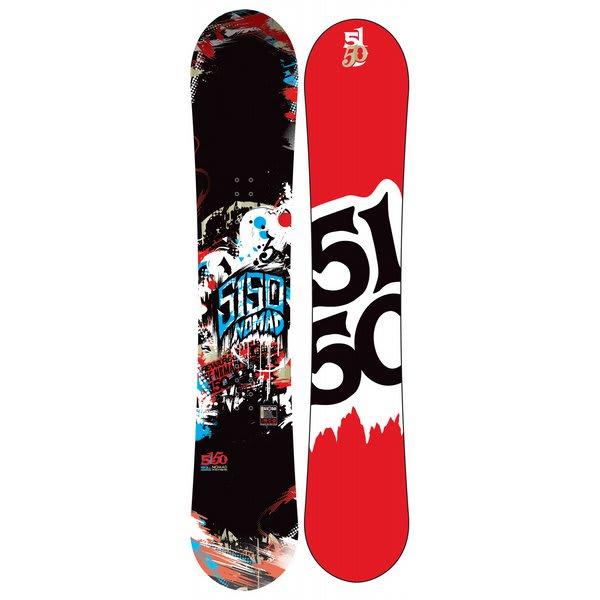 bbbc1f37f52a 5150 Nomad Snowboard