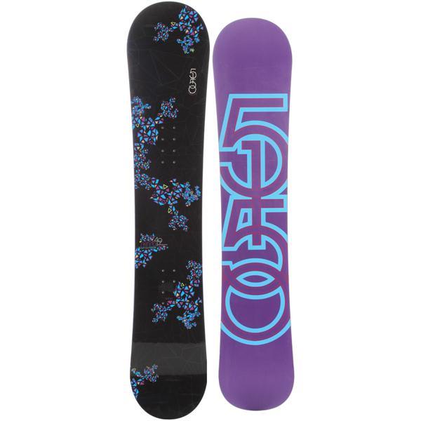 5150 Sienna Snowboard 141 U.S.A. & Canada
