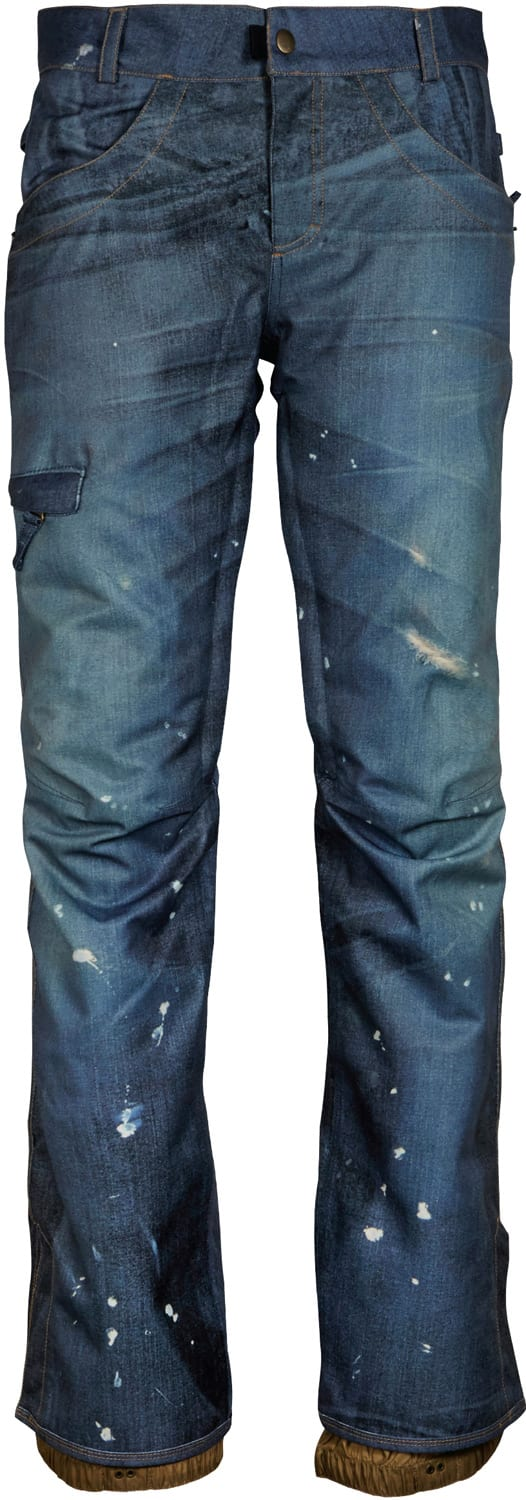Womens Insulated Jeans