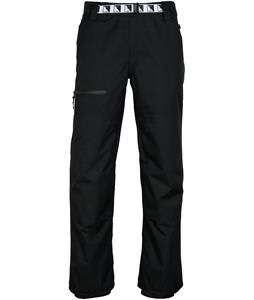 686 Durable Double Knee Snowboard Pants