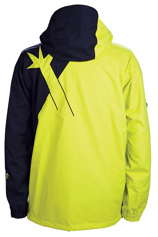 686 ED Snaggletooth LTD Snowboard Jacket