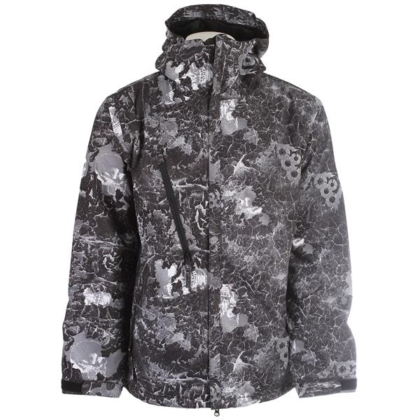 686 Mannual Chipped Insulated Snowboard Jacket Click To Enlarge