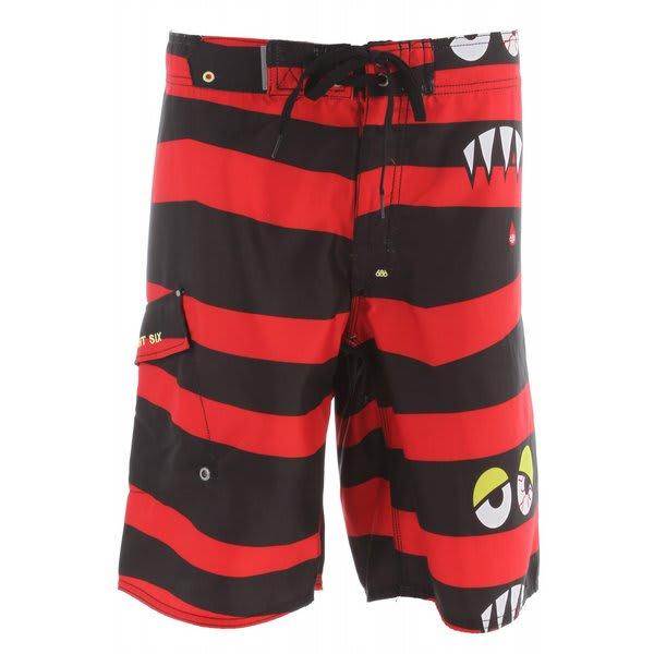686 Snaggle Stripe Boardshorts