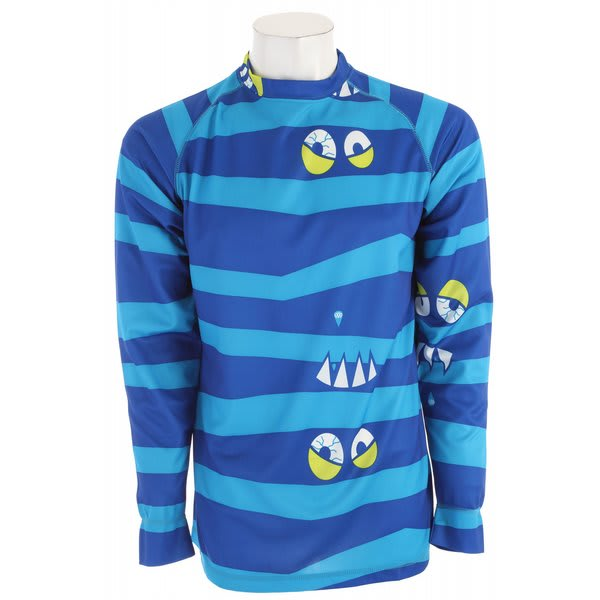 686 Snaggletooth Baselayer Top Royal U.S.A. & Canada