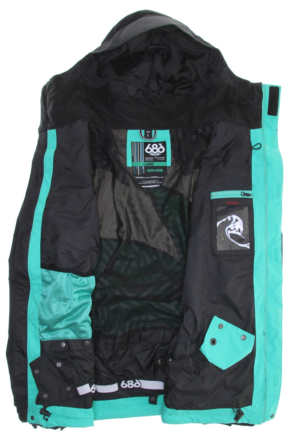 686 Snaggletooth Operation Snowboard Jacket