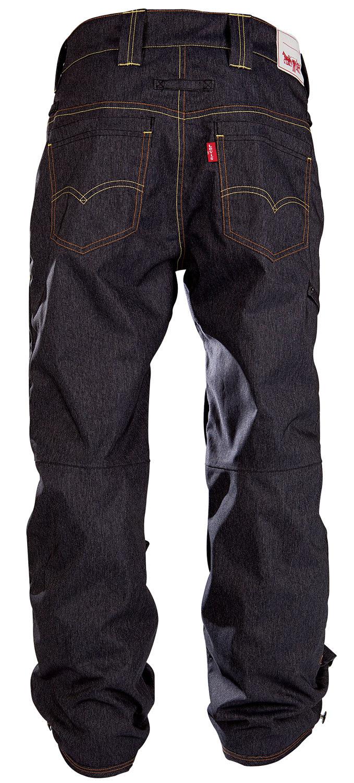 686 Times Levis 514 Snowboard Pants