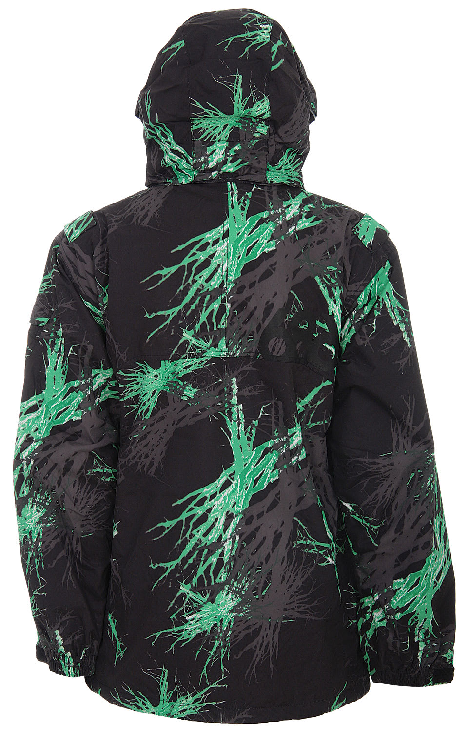 686 Smarty Woodland Snowboard Jacket