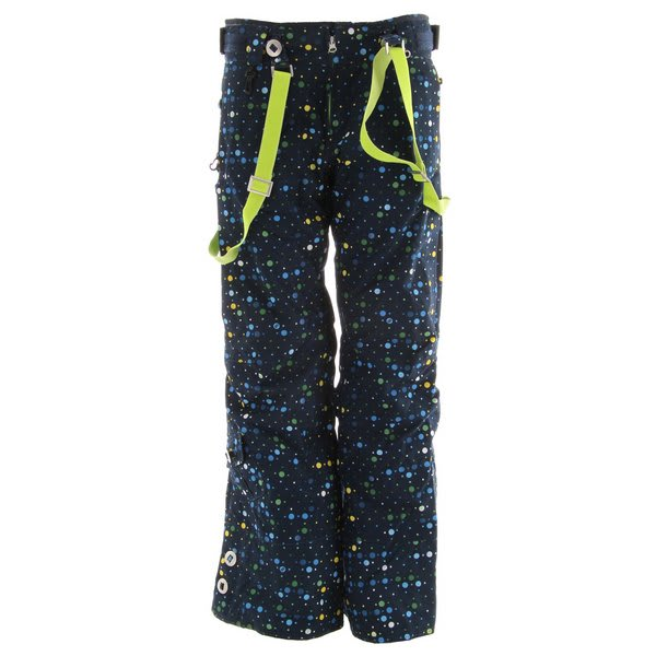 686 Acc Stiletto Insulated Snowboard Pants